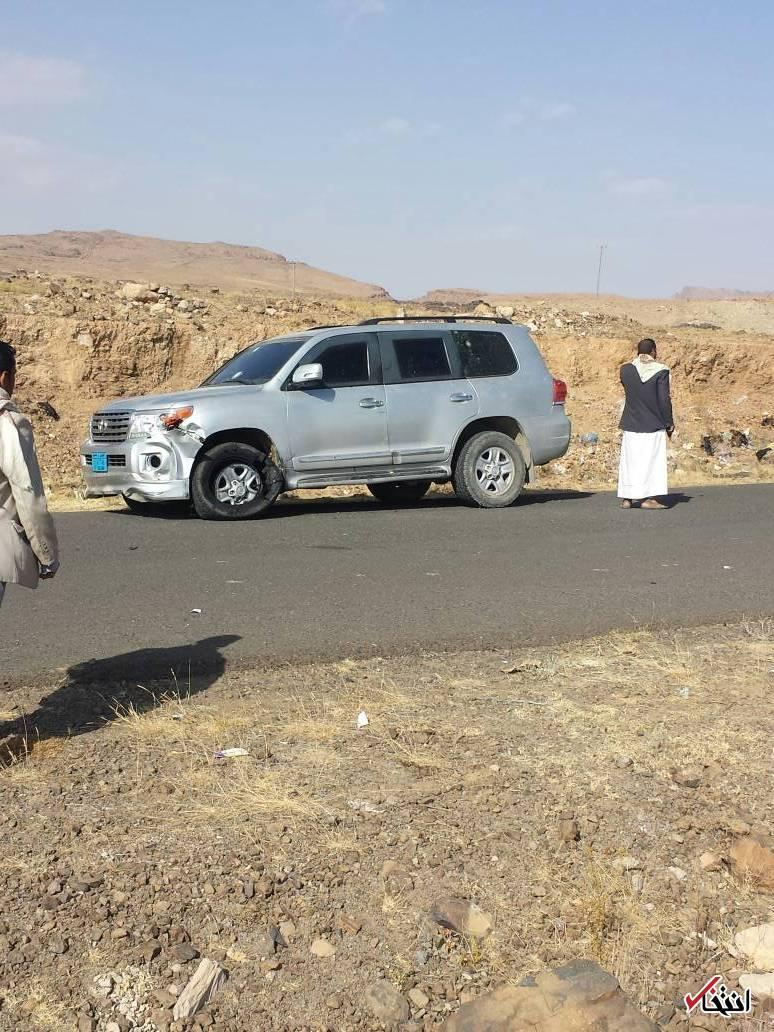عکس/ جنازه  دبیرکل حزب کنگره ملی یمن