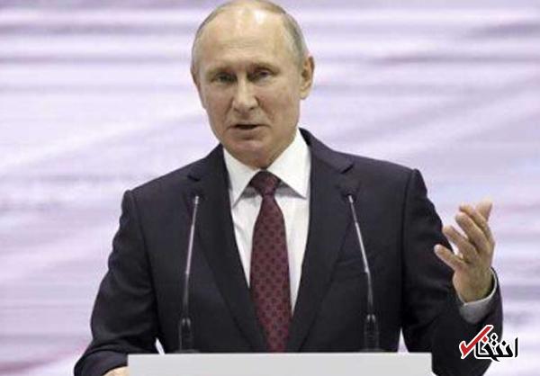 پوتین پیروزی کامل در دو سوی فرات در سوریه را اعلام کرد