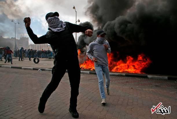 Image result for ?فلسطینی ها سنگ به صهیونیست ها می زنند?