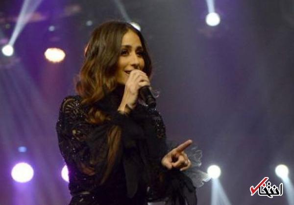 اولین کنسرت یک خواننده زن در ریاض برگزار شد