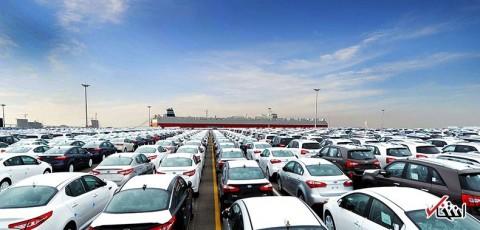 احتمال  افزایش 3 برابری تعرفه خودروهای وارداتی / بازهم به نفع خودروسازان داخلی