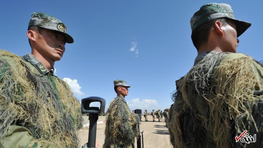 ورود نیروهای نظامی چین به سوریه