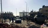 حمله مردان مسلح و بمبگذاری در مسجدی در سیناء مصر / افزایش آمار تلفات به 235 کشته و 130 زخمی