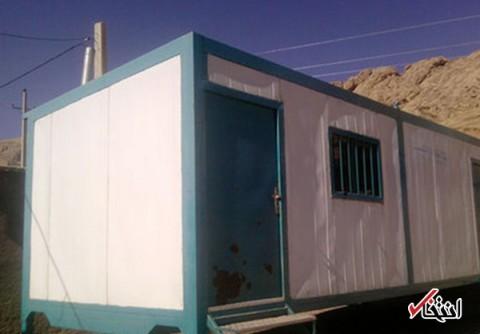 بازگشایی مدارس مناطق زلزلهزده کرمانشاه؛ برخی کلاسها در کانکس تشکیل شد
