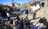 خسارت زلزله؛ معادل بودجه ١١ سال استان کرمانشاه
