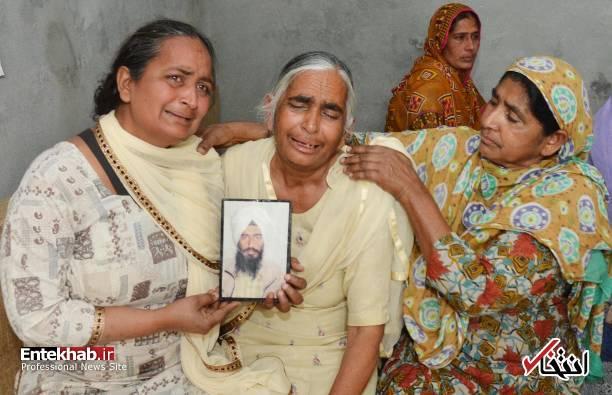 تصاویر : تایید داغی که داعش بر دل زنان هندی گذاشت
