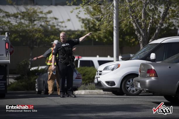 تصاویر : تیراندازی یک زن ایرانی تبار در ساختمان مرکزی یوتیوب