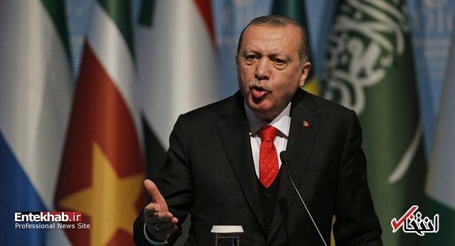 اردوغان فرانسه را به حمایت از تروریستها متهم کرد فردا خبروان