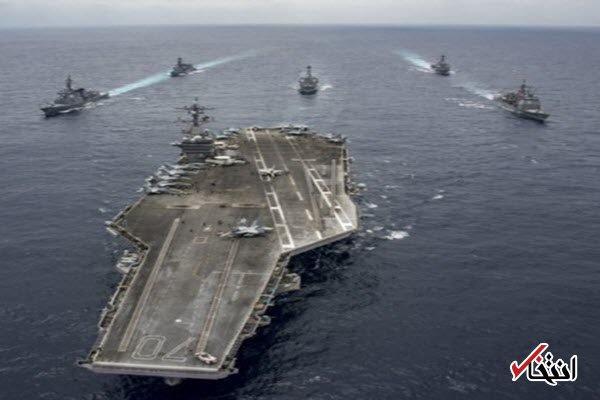 آمریکا: ناو هواپیمابر یواساس هری اس. ترومن به همراه ۷ کشتی مسلح به موشکهای کروز و ۶۵۰۰ ملوان در خاورمیانه مستقر میشوند
