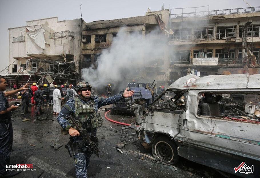 اخبار سینمای ایران     حمله انتحاری داعش در عراق با چهار کشته و زخمی