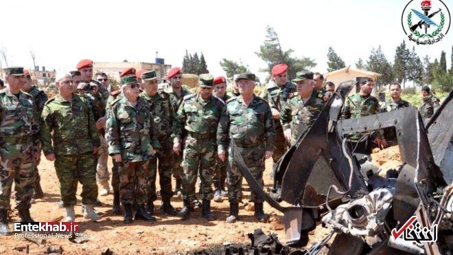 اخبار سینمای ایران     پدافند هوایی با هشدار اشتباه فعال شد، موشکی در کار نبود سوریه