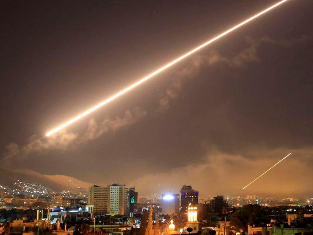 سناریوی آمریکا برای حمله مضاعف به سوریه