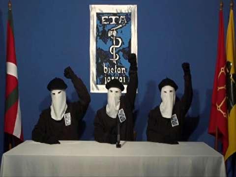 گروه جداییطلبان باسک از مردم اسپانیا عذرخواهی کردند