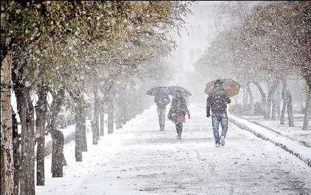بويراحمد،كهگيلويه،بارشي،غرب،شمال،خوزستان،برف،سامانه،بارش،دي