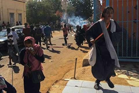تظاهرات،سودان،معترضان