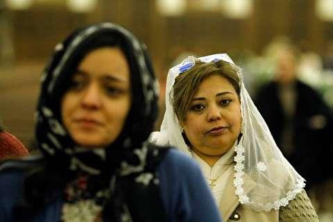 تصاویر : افتتاح بزرگترین کلیسای خاورمیانه در مصر با حضور سیسی