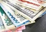 كرون،دولتي،تومان،نرخ،ارز،دينار،روپيه،قيمت،دلار،يكصد،ريال