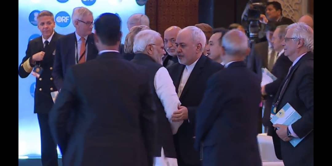 دهلي،وزيرخارجه،لينك،سواراج،حضور،هند