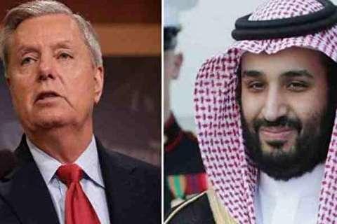 لیندسی گراهام: روابط عربستان و آمریکا پیشرفتی نخواهد داشت، مگر اینکه با بن سلمان برخورد شود / بن سلمان از این جنایت مطلع بود