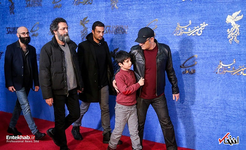 تصاویر برگزیده : اولین روز سیوهفتمین جشنواره فیلم فجر