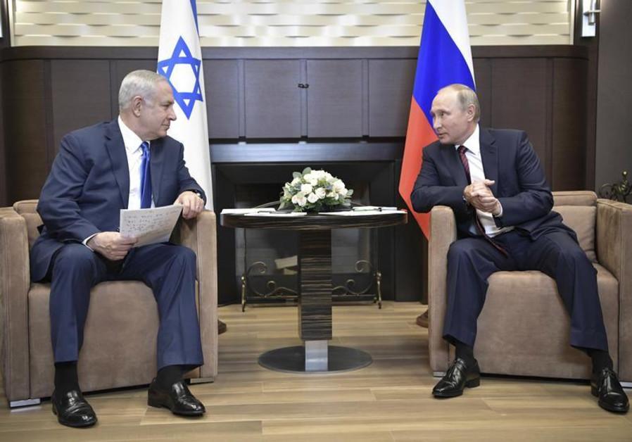 587384 523 - آیا سفرهای مداوم روس ها به اسرائیل و برعکس، منجر به اقدام مسکو علیه ایران در سوریه خواهد شد؟