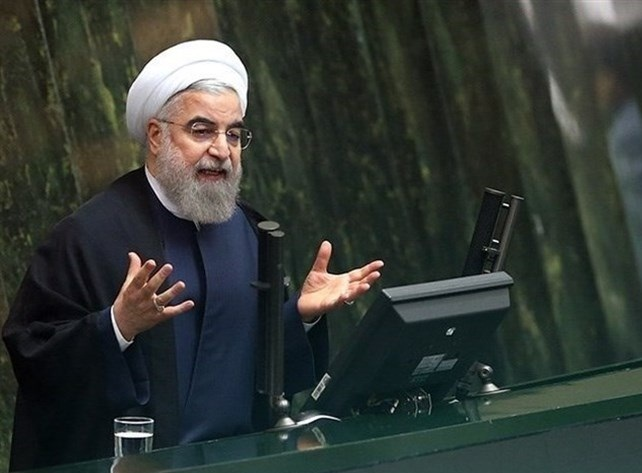 روحانی در مجلس: انقلاب اسلامی دستاوردهای مهمی در بخش سلامت داشته است