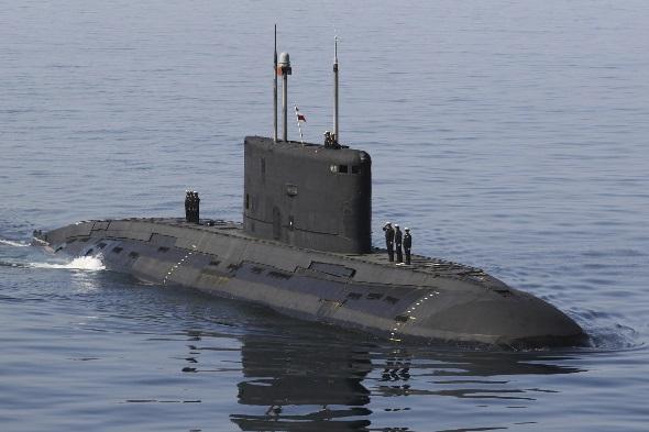 «زیردریایی فاتح»؛ محافظ جدید آبهای گرم جنوب