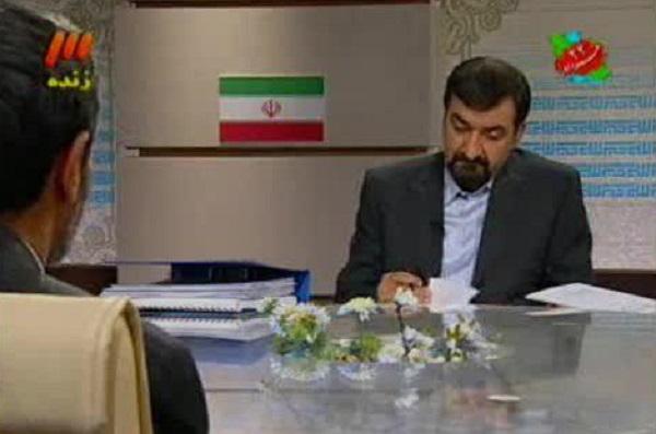 پشت پرده عملیات روانی محسن رضایی روی احمدی نژاد در مناظره ۸۸