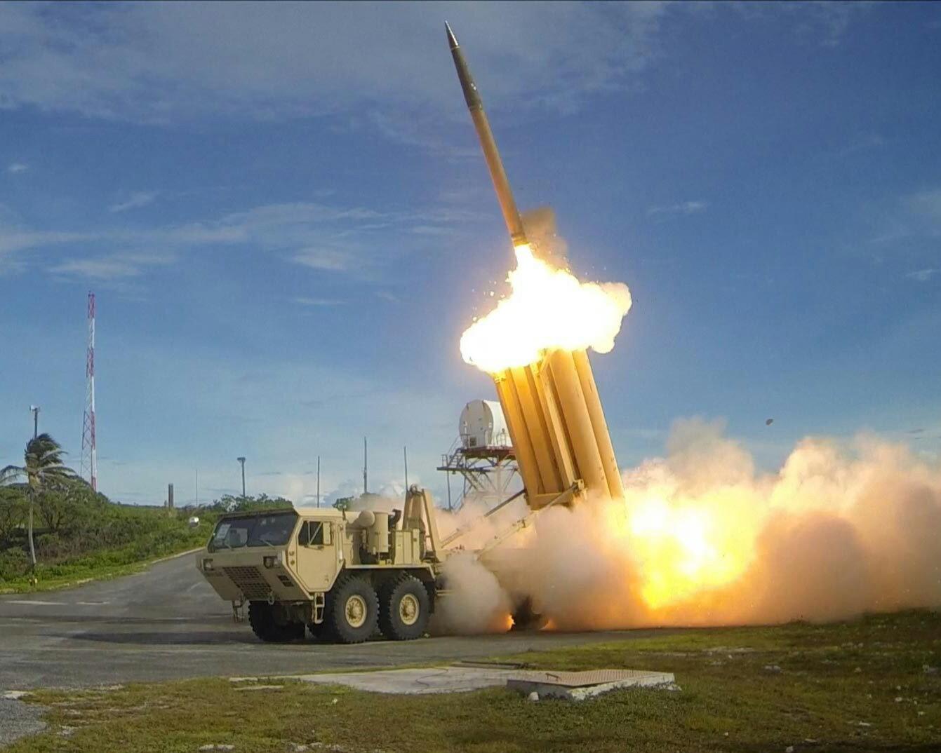 استقرار سامانه موشکی تاد امریکا برای اولین بار در اسرائیل / هدف: مقابله با موشک های ایرانی شهاب