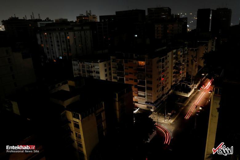 تصاویر: قطعی برق بیسابقه در ونزوئلا - 0