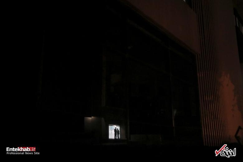 تصاویر: قطعی برق بیسابقه در ونزوئلا - 1