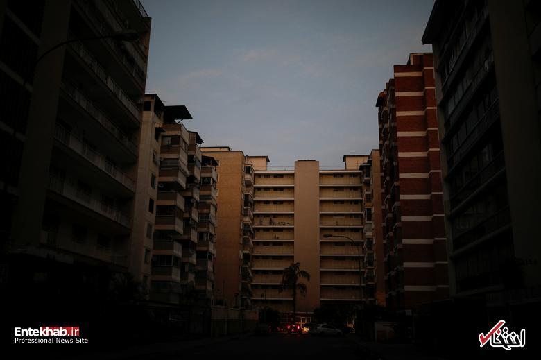 تصاویر: قطعی برق بیسابقه در ونزوئلا - 2