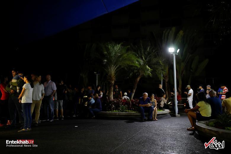 تصاویر: قطعی برق بیسابقه در ونزوئلا - 3