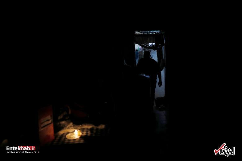 تصاویر: قطعی برق بیسابقه در ونزوئلا - 4