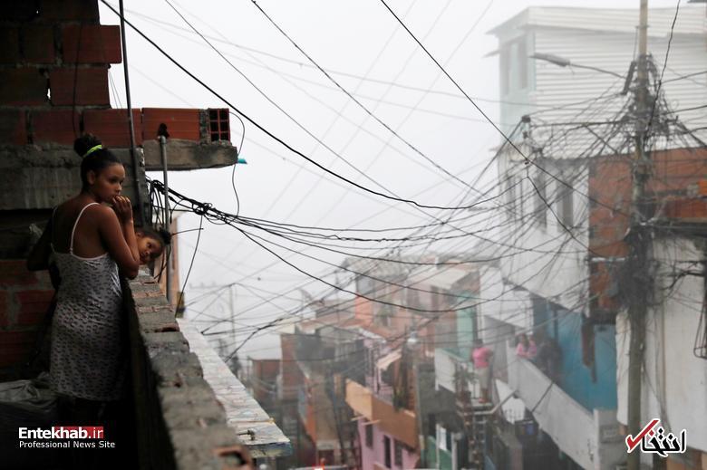 تصاویر: قطعی برق بیسابقه در ونزوئلا - 6