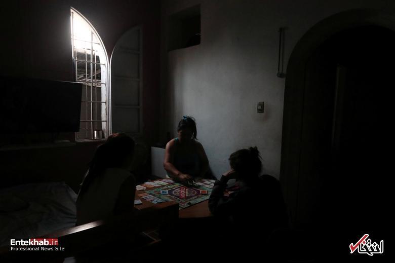تصاویر: قطعی برق بیسابقه در ونزوئلا - 8