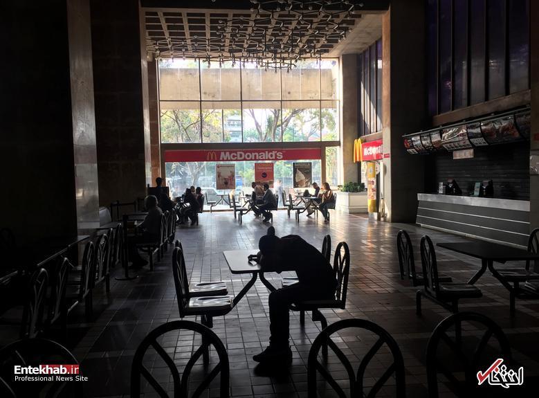 تصاویر: قطعی برق بیسابقه در ونزوئلا - 10
