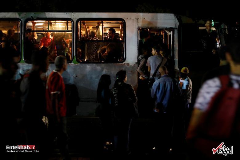 تصاویر: قطعی برق بیسابقه در ونزوئلا - 12