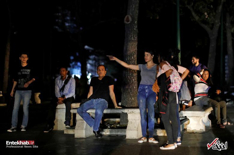 تصاویر: قطعی برق بیسابقه در ونزوئلا - 17