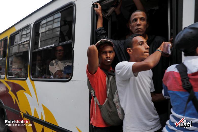 تصاویر: قطعی برق بیسابقه در ونزوئلا - 18