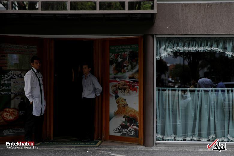 تصاویر: قطعی برق بیسابقه در ونزوئلا - 22