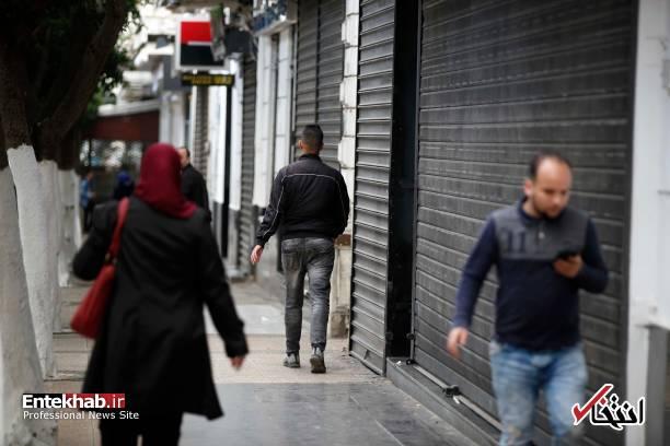 تصاویر: اعتصاب سراسری در الجزایر - 0