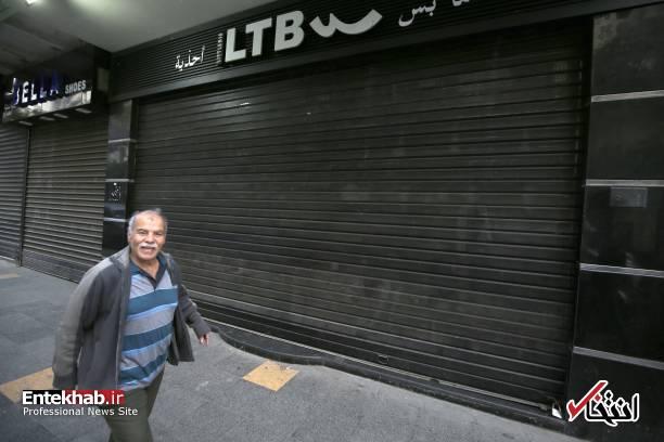 تصاویر: اعتصاب سراسری در الجزایر - 1
