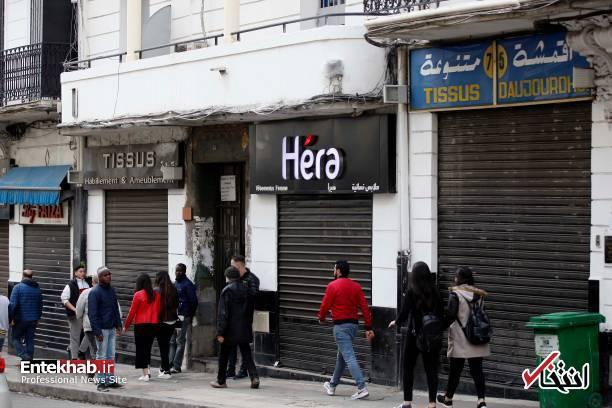 تصاویر: اعتصاب سراسری در الجزایر - 2