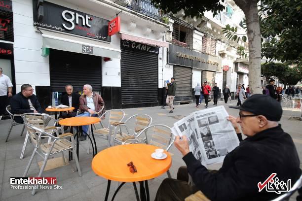 تصاویر: اعتصاب سراسری در الجزایر - 6