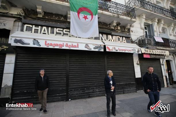 تصاویر: اعتصاب سراسری در الجزایر - 7