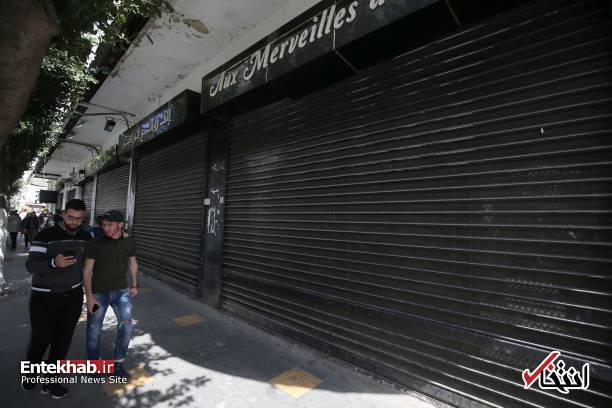 تصاویر: اعتصاب سراسری در الجزایر - 8
