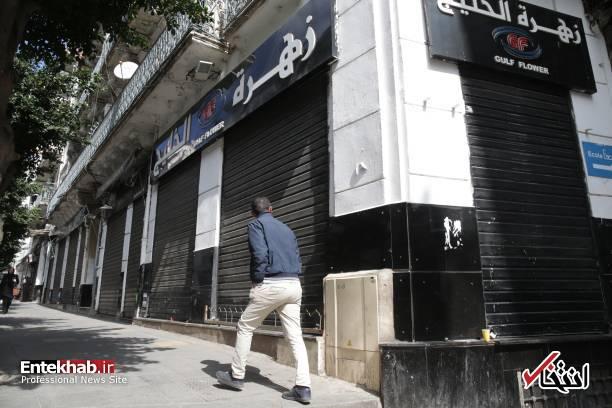 تصاویر: اعتصاب سراسری در الجزایر - 11