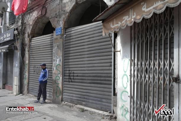 تصاویر: اعتصاب سراسری در الجزایر - 12