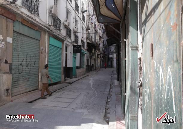تصاویر: اعتصاب سراسری در الجزایر - 13